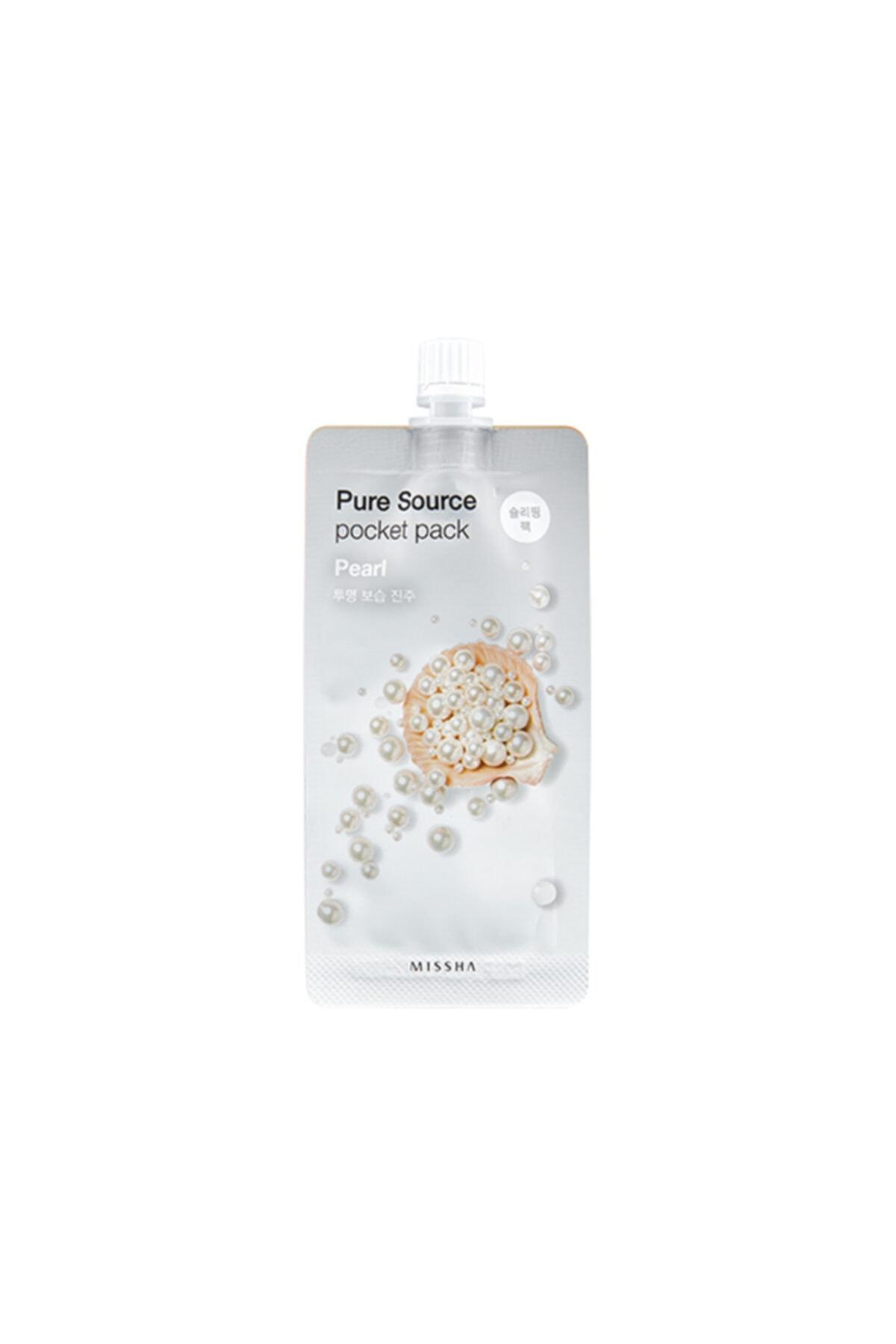 Missha Pure Source Pocket Pack (Pearl) 1