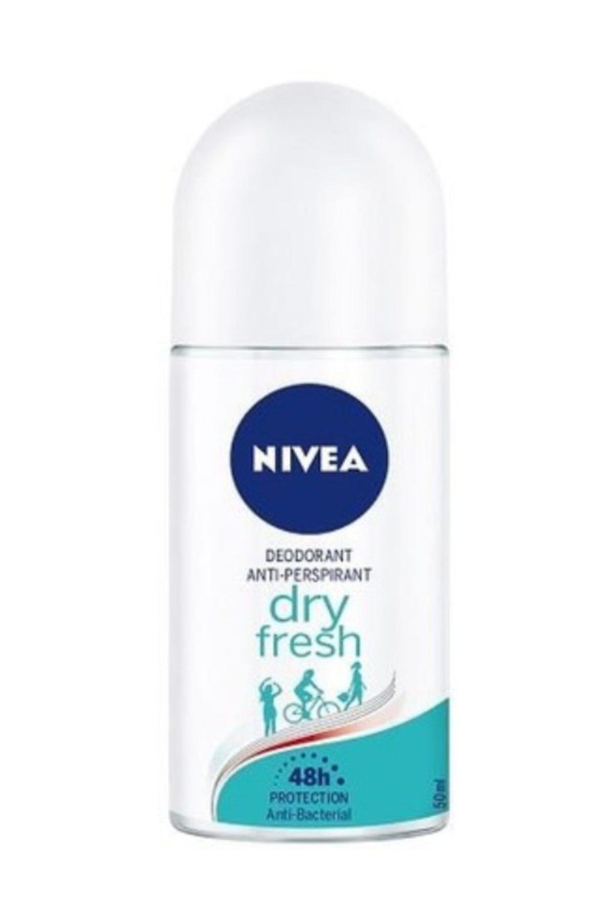 Nivea Fresh Natural Kadın Deodorant Rolon 50 ml 1