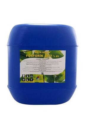 Brtr Kimya 35 kg Fosforik Asit Food Grade - Toprak Besini