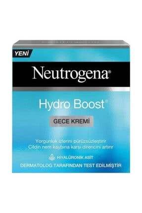Neutrogena Hydro Boost Gece Kremi - 50 ml