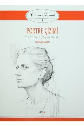 Beta Kitap Portre Çizimi - Çizim Sanatı 1