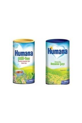 Humana Kimyonlu Rezene Çayı Ve Stiil Tee Emziren Anneler Için 200 Gr
