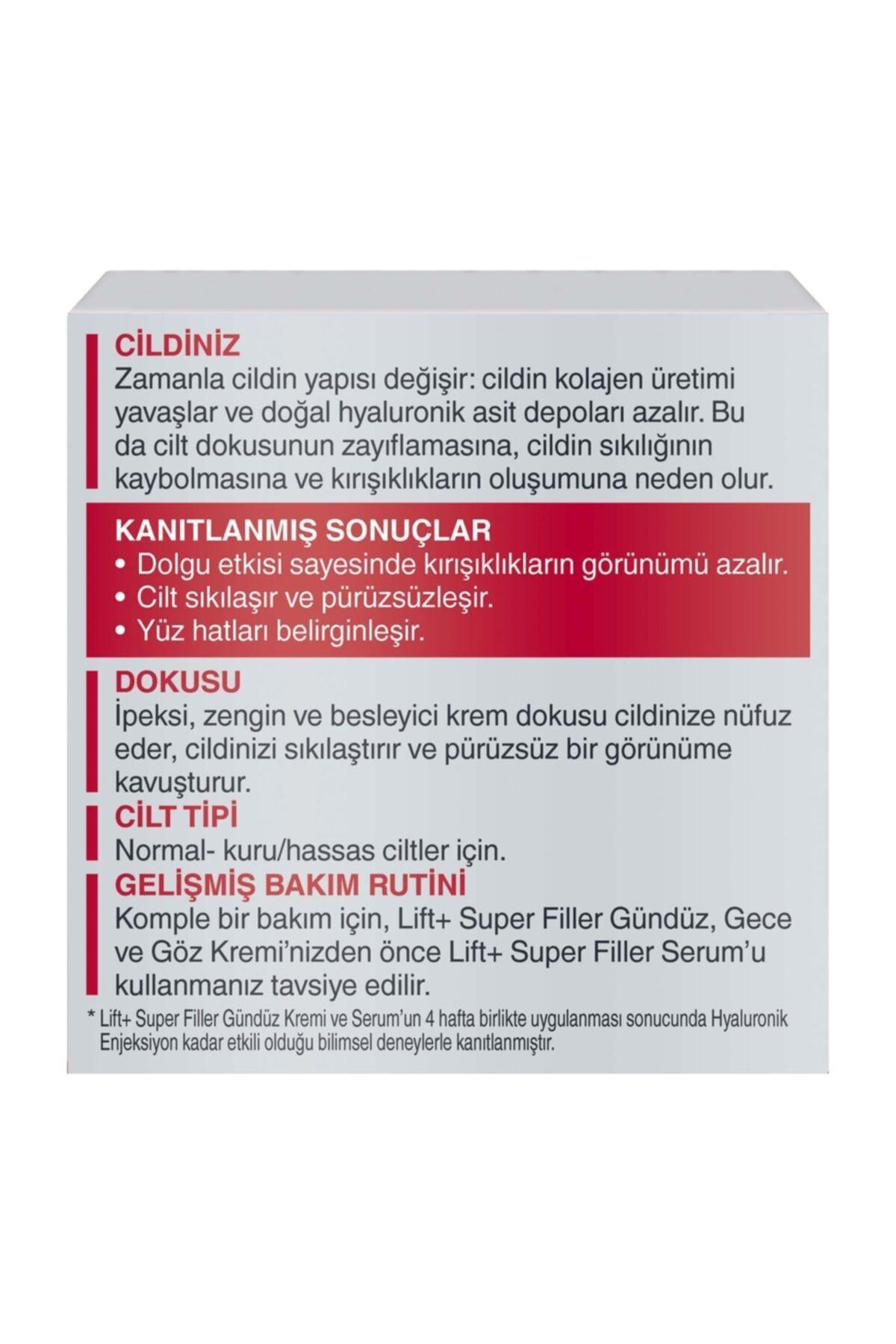 Diadermine Lıft+Superfıller Gündüz Kremi 50 ml 2