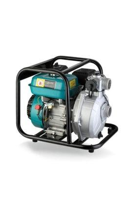 LEO LGP-20-2H Yüksek İrtifalı (Basınçlı) Benzinli Motopomp 6.5 Hp 80 mss 20 m³/h