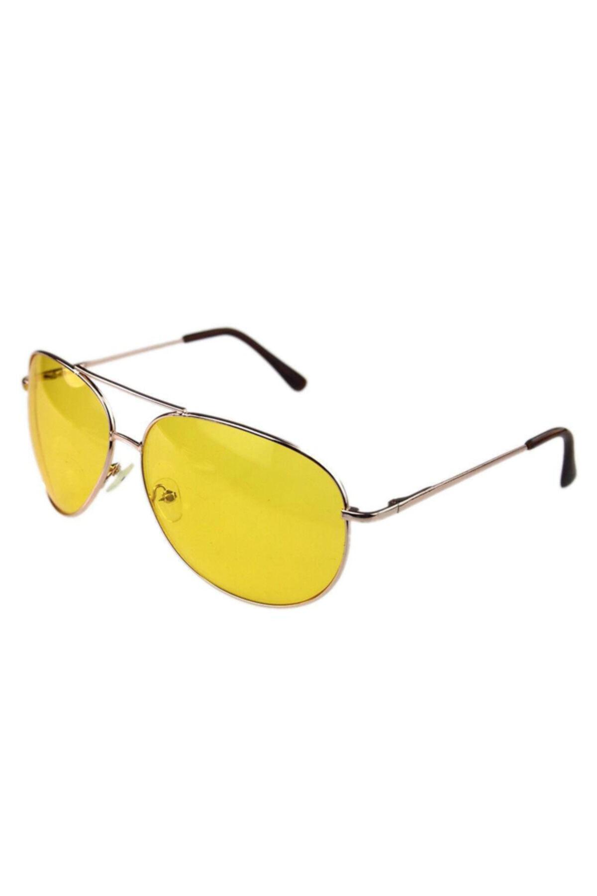 ModaCar Metal Çerçeve Gece Sürüş ve Sis Gözlüğü 422550 1