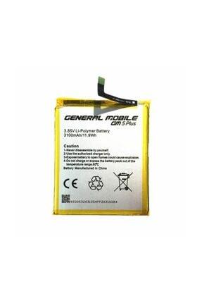 General Mobile Discovery Gm 5 Plus Orijinal Batarya Pil