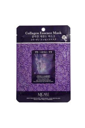 Mjcare Mijin  Collagen Essence Mask - Kolajen İçeren Yüz Maskesi
