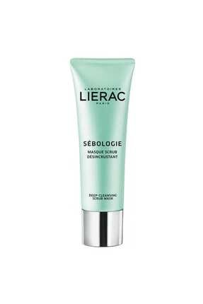 Lierac Scrub - Sebologie Deep Cleansing Scrub Mask 50 ml 3508240003999