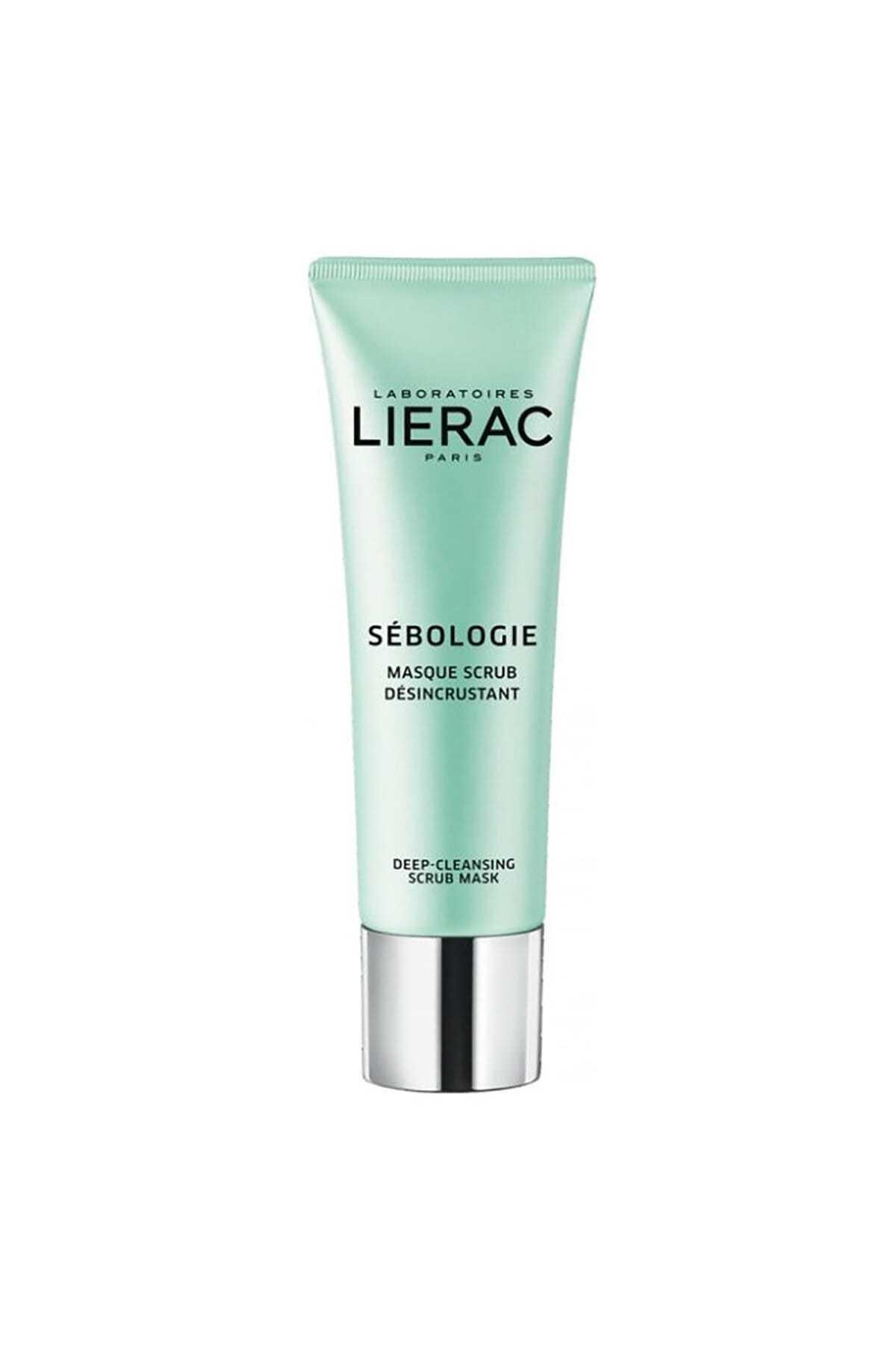 Lierac Scrub - Sebologie Deep Cleansing Scrub Mask 50 ml 3508240003999 1