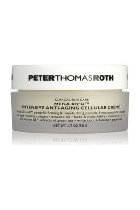 PETER THOMAS ROTH Yaşlanma Karşıtı Krem - Mega-Rich Intensive Anti-Aging Cellular Creme 50 ml 670367243022
