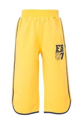 Fenerbahçe Orjinal Çocuk Kapri Sarı