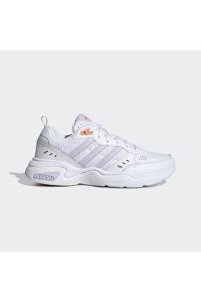 adidas Kadın Beyaz Strutter Sneaker