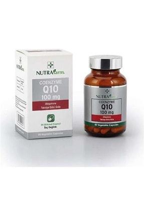 Dermoskin NutraFarm Co-enzyme Q10 100 mg 60 Kapsül