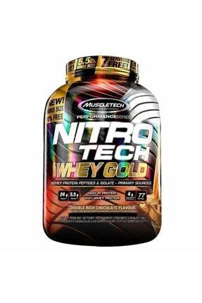 MUSCLETECH Nitrotech %100 Whey Gold Protein 2500 Gr - ÇİKOLATA