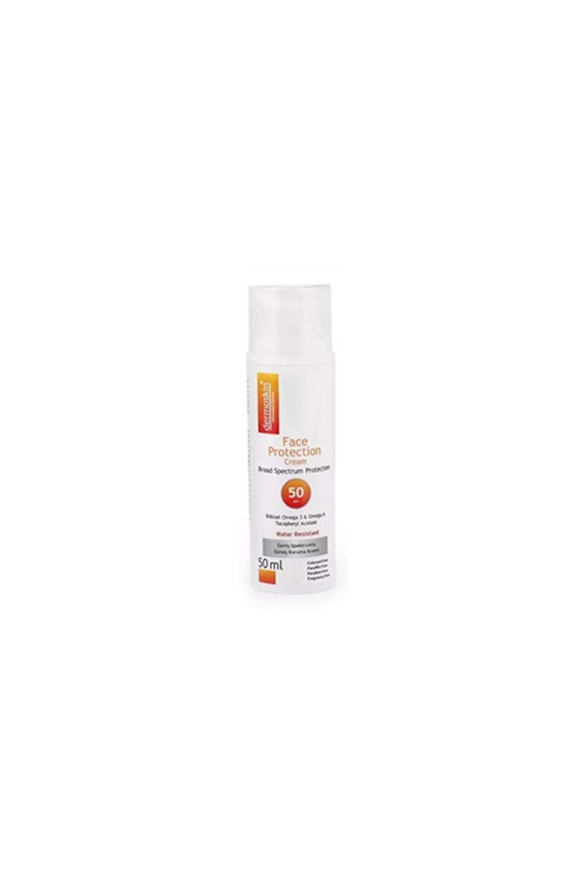 Dermoskin Face Protection Cream 50 spf 2