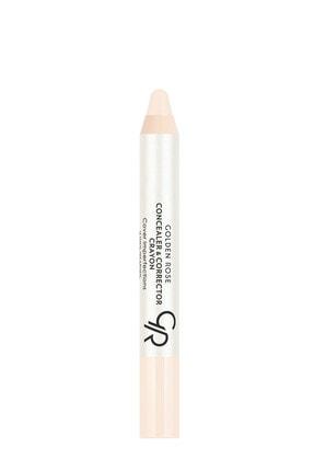 Golden Rose Kapatıcı - Concealer & Corrector Crayon No: 02 8691190694821