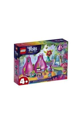 Trolls Lego Poppy Nin Kapsülü 103Parça