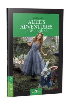 MK Publications Alice S Adventures Lewis Carroll, - Lewis Carroll