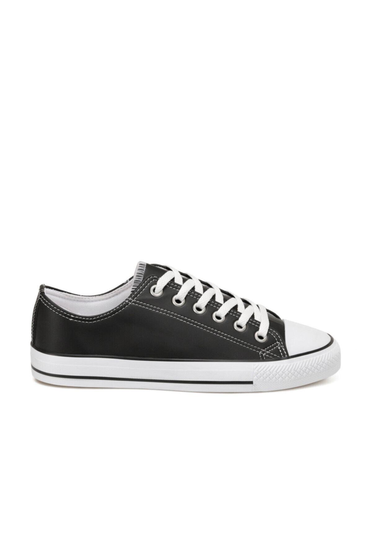 FORESTER EC-2001 Siyah Erkek Kalın Tabanlı Sneaker 100668678 2