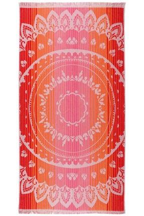 Maisonette Ombre 86x173 Cm Warm Multı - Çok Renkli