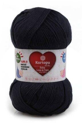 Kartopu Baby Love  Care El Örgü İpi 100 g K633