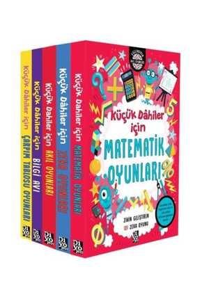 Ayrıntı Yayınları Küçük Dahiler Seti Diyojen Yayınları-5 Kitap Takım