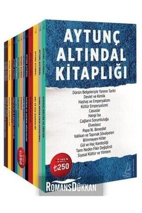 Destek Yayınları Aytunç Altındal Seti-14 Kitap Takım