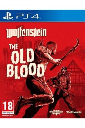 BETHESDA Ps4 Wolfensteın The Old Blood