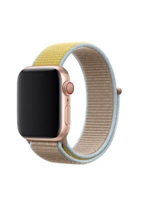 Teknoband Apple Watch Uyumlu 3840mm Sport Loop Kordon