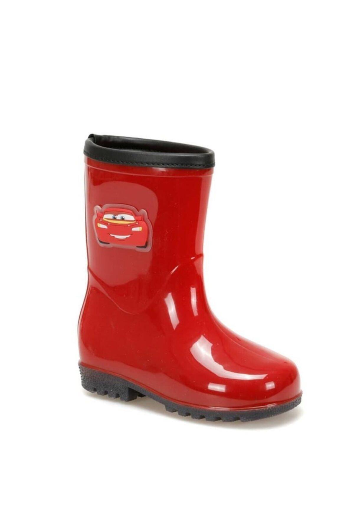 CARS Kırmızı Erkek Çocuk Yağmur Botu 1