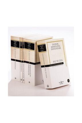 İş Bankası Kültür Yayınları Fyodor Mihayloviç Dostoyevski Seti