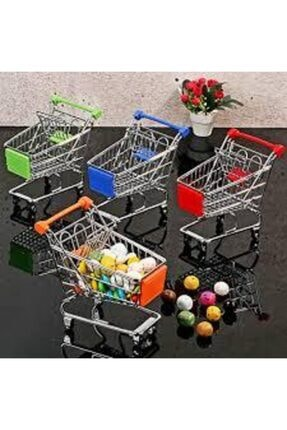 YNS Minyatür Market Arabası Kalemlik