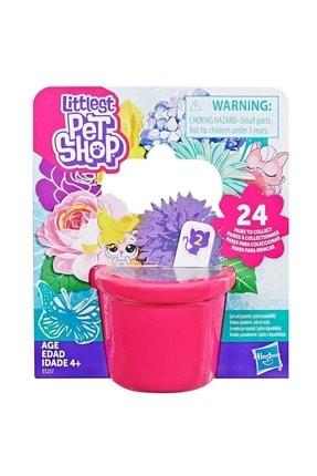 Littlest Pet Shop Çiçek Partisi Sürpriz Kolleksiyon Miniş Figür E5237