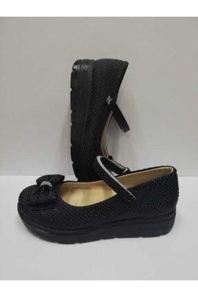 Mini Cup Kız Çocuk Siyah Renk Ayakkabısı