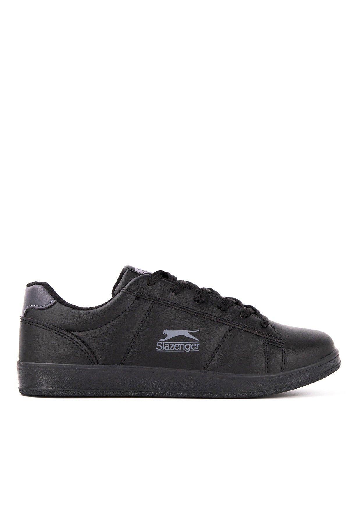 Slazenger Malcom I Günlük Giyim Kadın Ayakkabı Siyah 1