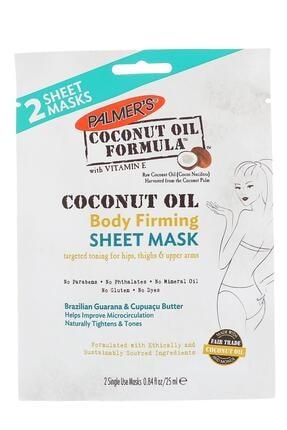 PALMER'S Coconut Oil Body Firming Sheet Mask 25 Ml
