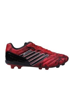 MP Unısex Bağcıklı Kırmızı Kraon Ayakkabı