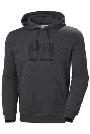 Helly Hansen Erkek Kahverengi Sweatshirt