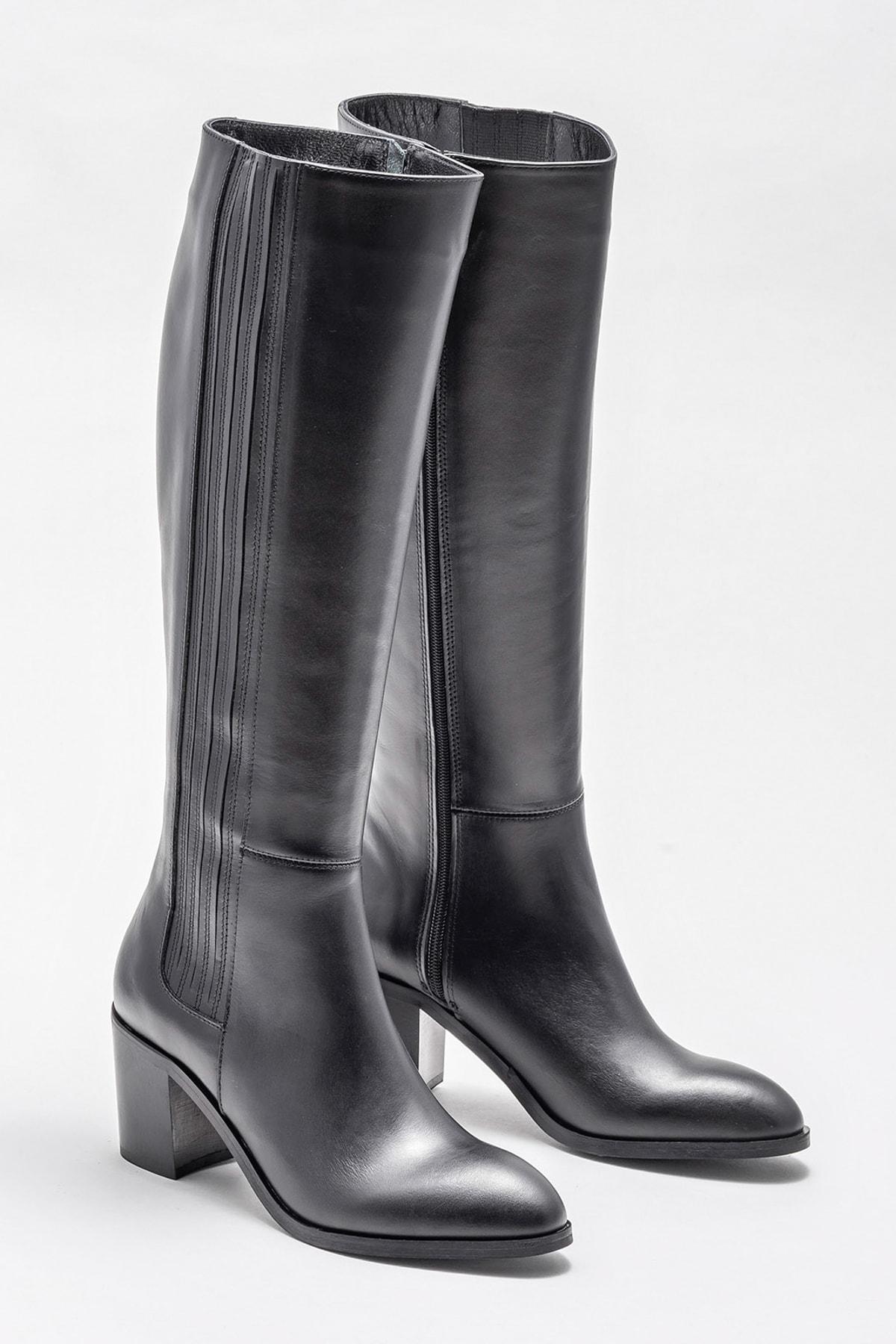 Elle Shoes Kadın RENIE-1 Çizme 20K012 2