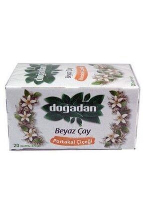 Doğadan Beyaz Çay Portakal Çiçeği 20li