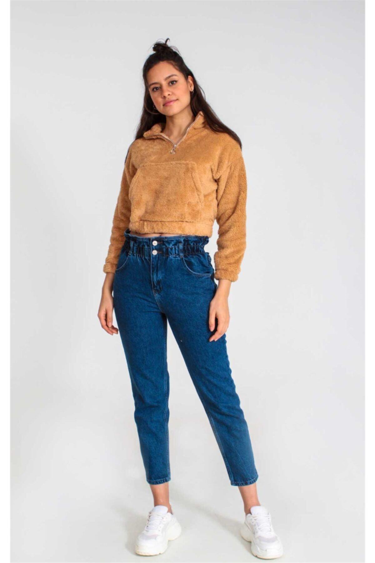 Collezione Mavi Kadın Denim Pantolon 1