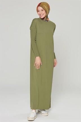 Armine Elbise 20ka3500 Haki