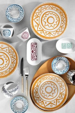 Kütahya Porselen 36 Parça 11086 Desen Kahvaltı Takımı