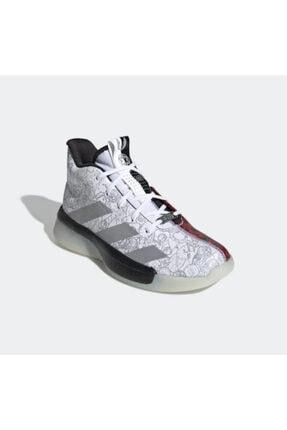 adidas Unisex Beyaz Basketbol Ayakkabısı