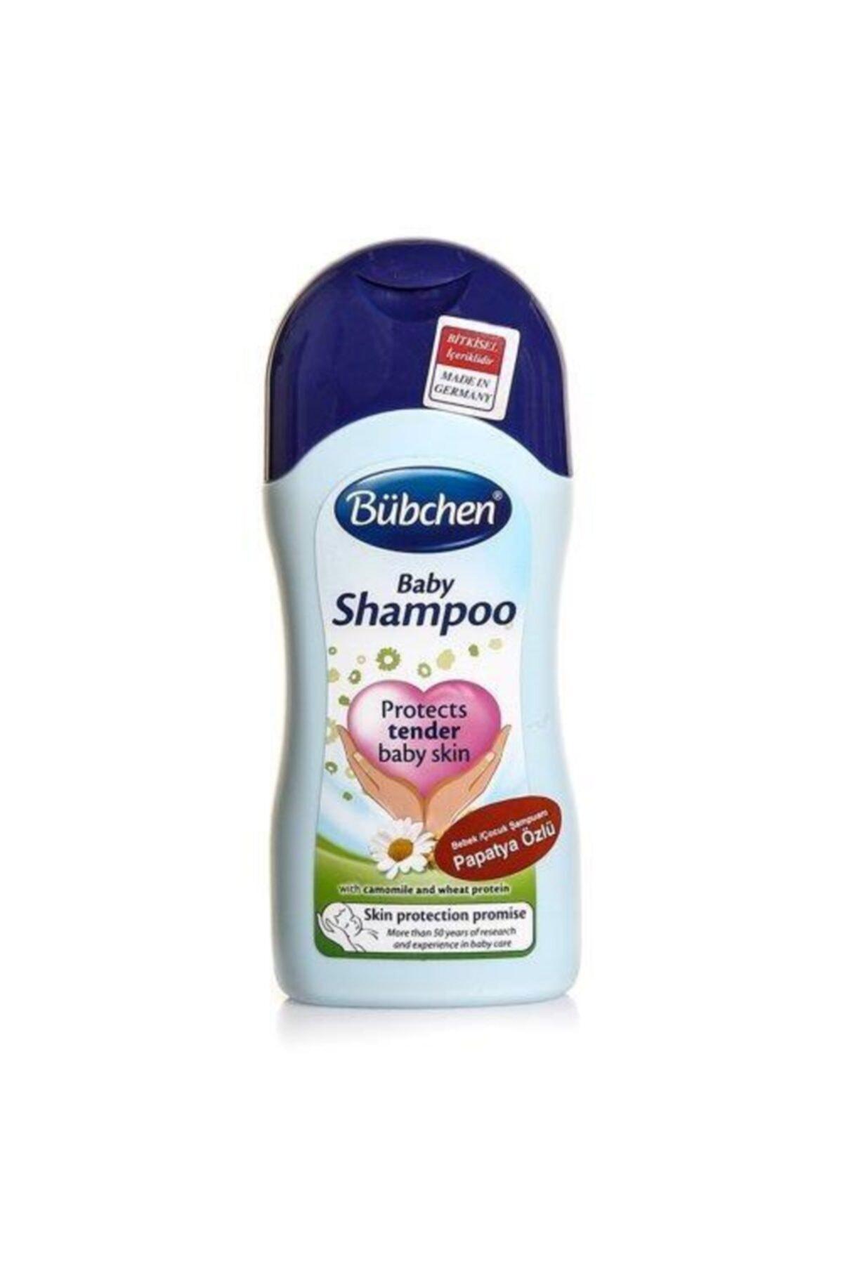 Bübchen Bebek Şampuanı Klasik 200 ml 1