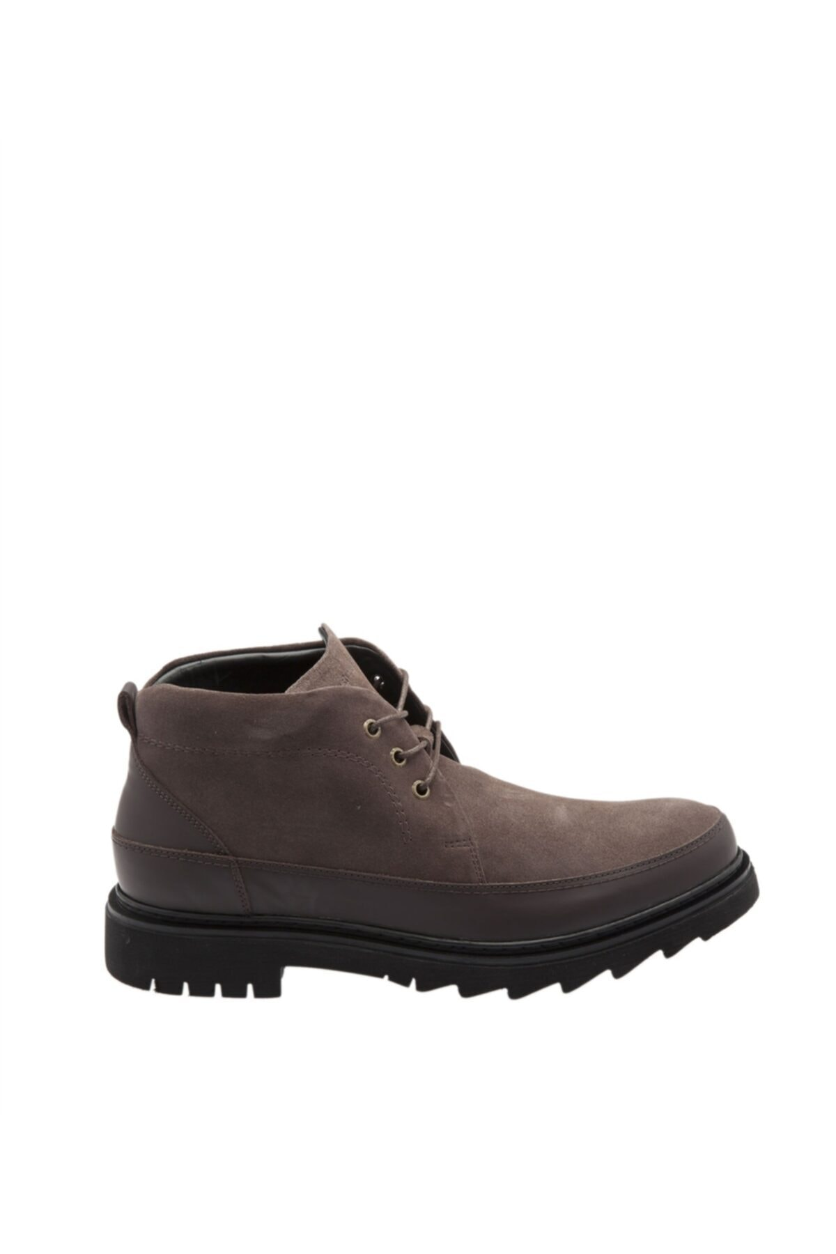 Hush Puppies Steve Roadsıde Erkek Gri Bot 1