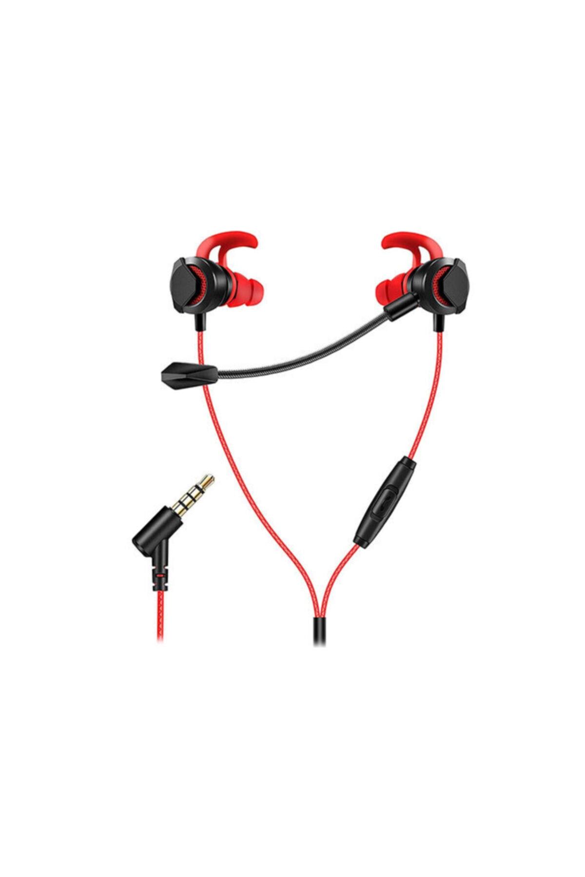 Rampage Mg-6 3,5mm Gaming Siyah/kırmızı Oyuncu Mikrofonlu Kulaklık 2