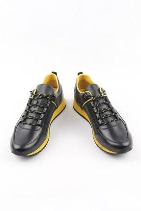 Buffalo Sarı Casual Smart Sneakers