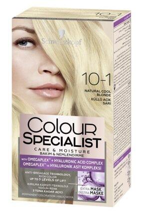 SCHWARZKOPF HAIR MASCARA Schwarzkopf Colour Specialist 10.1 Küllü Açık Sarı