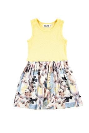 MOLO Colleen Dognastıc Kız Çocuk Elbise
